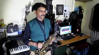 Pal Pal Dil Ke Paas Tum Rehti Ho  Blackmail  Saxophone Cover Dr C B Savita
