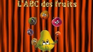 L'ABC des fruits