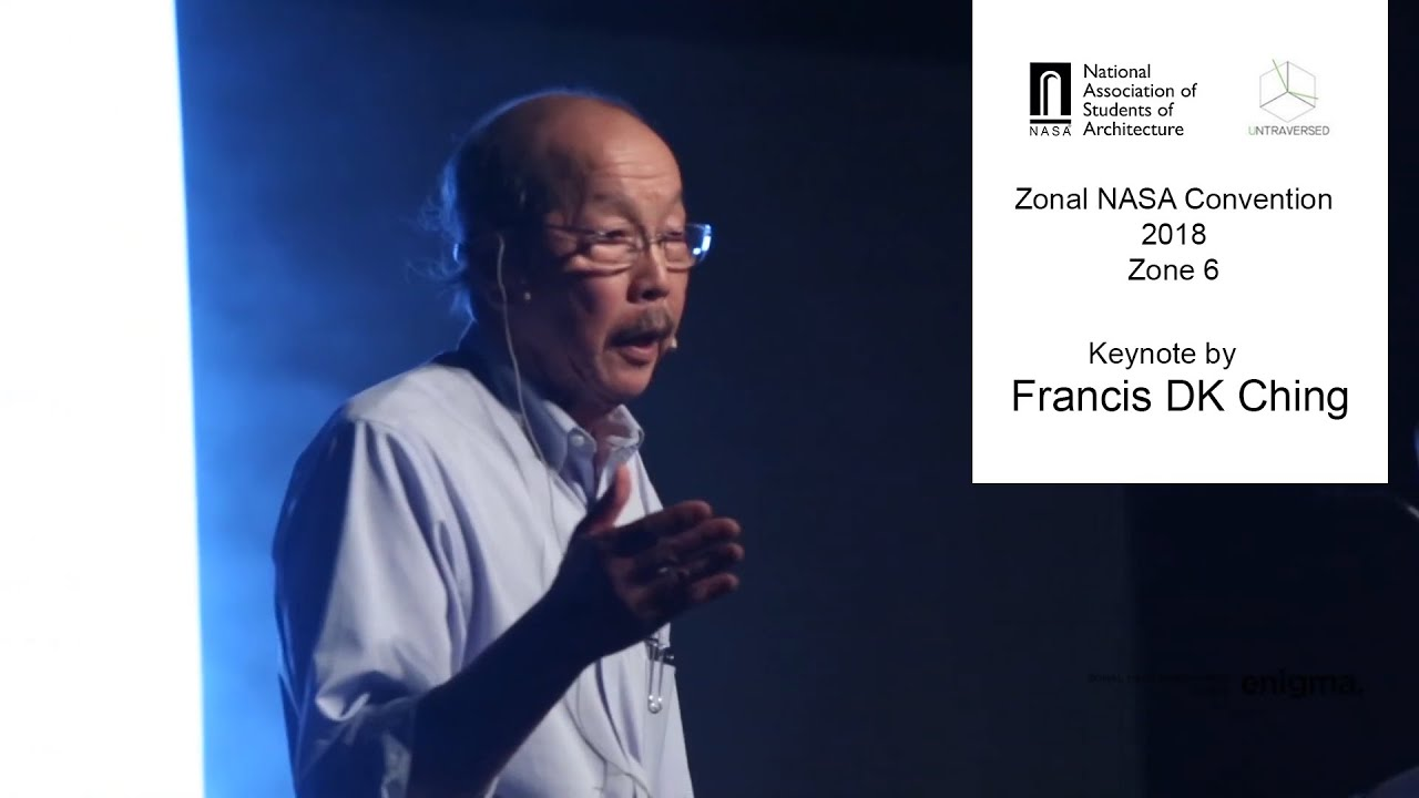 Keynote by Ar  Frank Ching at Zonal NASA Convention 2018