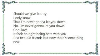 Chris Isaak - Cool Love Lyrics