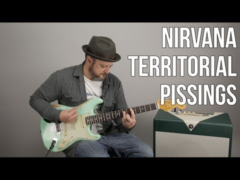 Nirvana Lithium Guitar Lesson How To Play Lithium By Nirvana