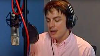 John Barrowman reads from his autobiography, Anything Goes - BBC