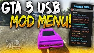 "GTA 5 Online: *NEW* USB Mod Menu OFW Update for PS3! ""NO JAILBREAK"" (OFW USB Mod Menu + Download!)"