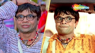 Best Rajpal Yadav Comedy Scenes - Salman Khan - Akshay Kumar - Priyanka Chopra - Hindi Movie