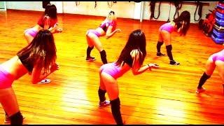 Bring it back - Travis Porter  BOOTY DANCE / TWERK choreography by Emiliano Ferrari Villalobo  (HD)