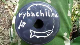Ловля ерша на удочку, видео rybachil.ru