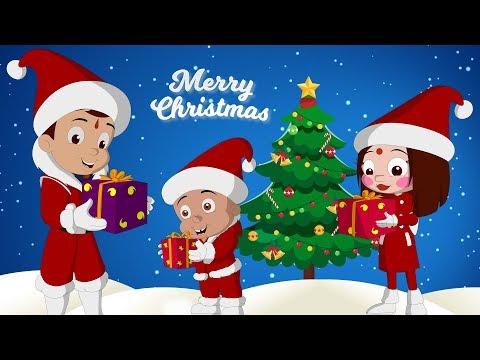 Download Chhota Bheem Dholakpur Ka Santa Merrychristmas | Dangdut Mania