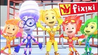 FIXIKI - Echipa (Ep.45) Desene animate în română pentru copii