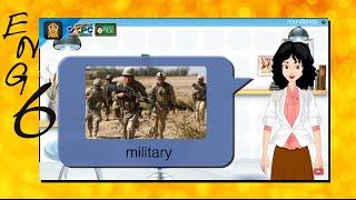 สื่อการเรียนการสอน A Famous Freedom Fighter ป.6 ภาษาอังกฤษ
