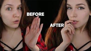 АСМР Мой повседневный макияж 💄 ASMR My Everyday Makeup 💄