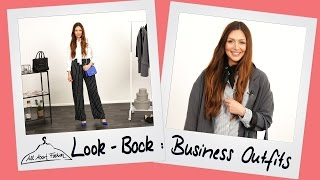 Business Outfits – Office Lookbook