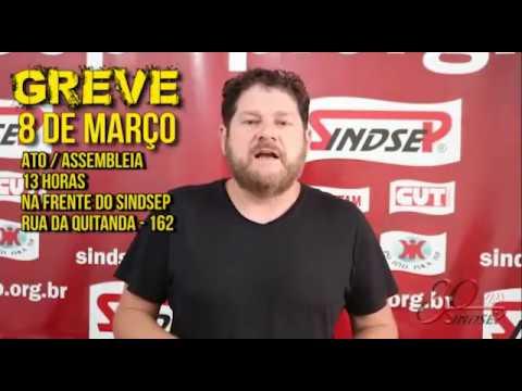 Sérgio Antiqueira fala sobre o PL 621 e o 8 de março