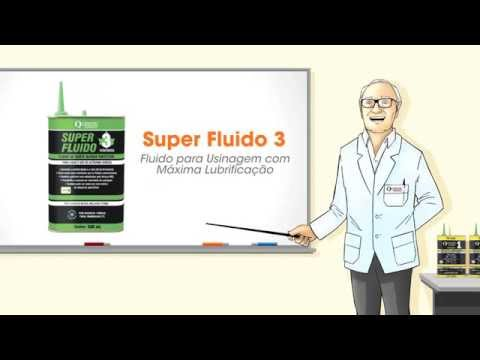 Vídeo: SUPER FLUIDO 3 – Para metais de elevada dureza