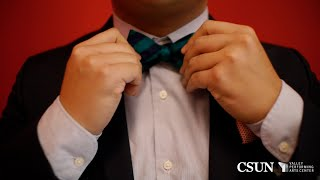 How to Tie a Bow Tie