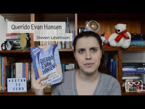 Querido Evan Hansen (Steven Levenson) - Epílogo Literatura