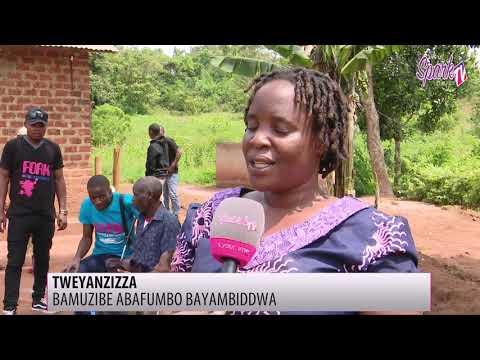 Bamuzibe abafumbo bayambiddwa e Wakiso
