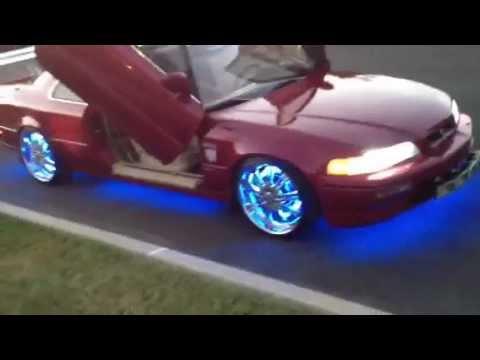 Acura Legend, Wheels Neon