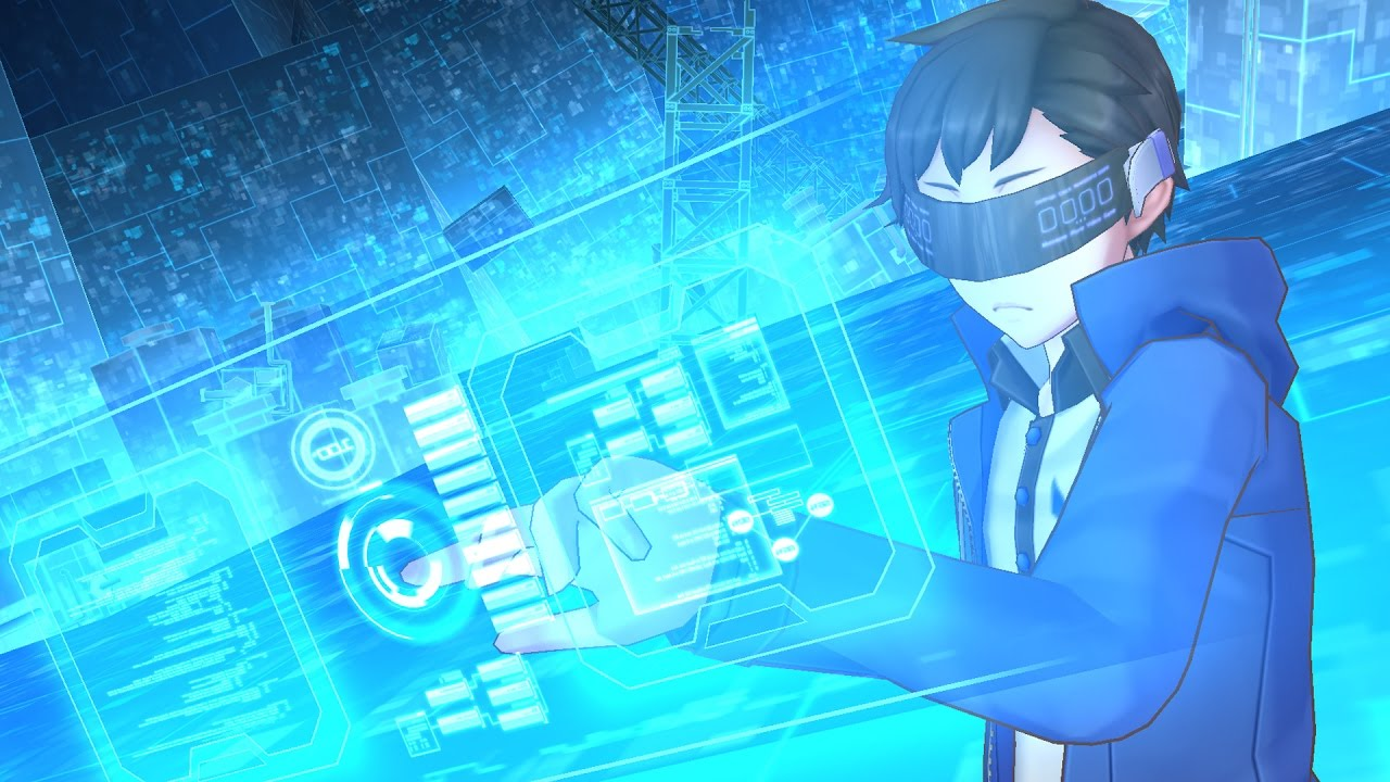 Digimon Story Cyber Sleuth: Hackers Memory (PlayStation 4) video 2
