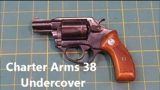 Charter Arms Undercover 38 Special revolver