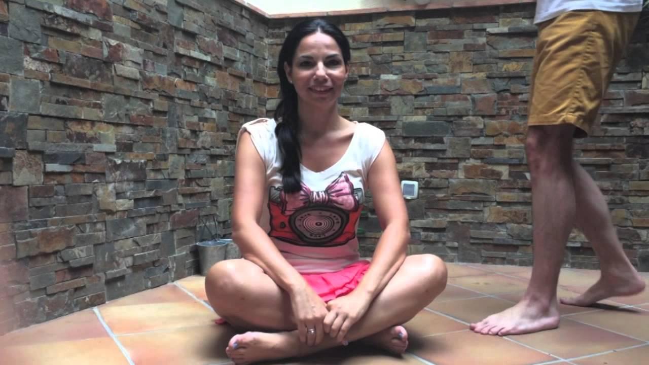 Elena Roche de Pega Papel o Tijeras Ice Bucket Challenge