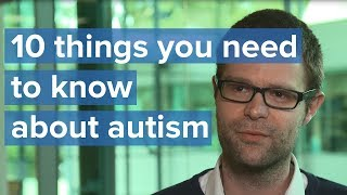 Autism Spectrum Disorder: 10 things you should know