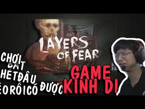 Layers Of Fear game kinh dị tột cùng của nổi sợ | Quạ đi chơi game quahd