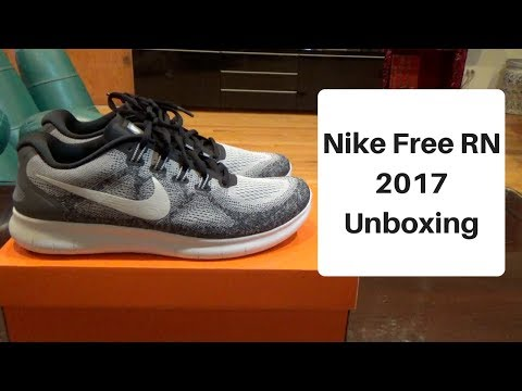wholesale dealer 192c4 aebaf Nike Free RN 2017 Unboxing   On feet Review