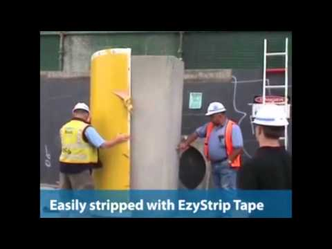 EzyTube Concrete Column Forms