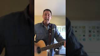 """Steven Rizzo covering Mark Chesnutt's """"Old Flames Have New Names"""""""