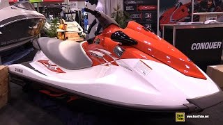 2016 Yamaha WaveRunner V1 Sport Personal Watercraft Specs ...