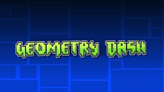 Geometry Dash Ep 1 -  FIRST TRY BABY