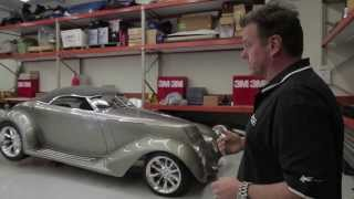 Chip Foose Gives Personal Tour Of Foose Designs