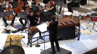 Kalevi Aho - Sieidi (Concerto for Percussion and Orchestra)