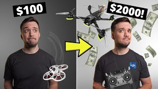 FPV Drone Kits at ANY PRICE! (2021 Beginner's Guide)