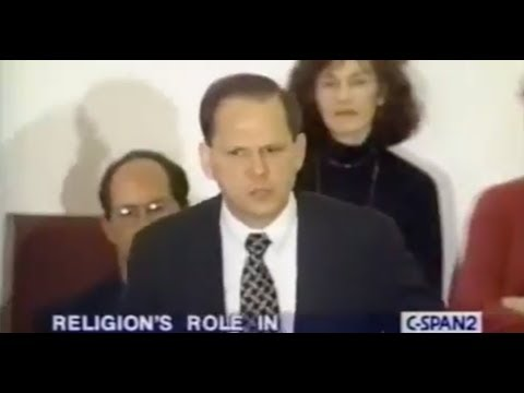 Roy Moore: Drive By Shootings Happen Because We Teach Evolution