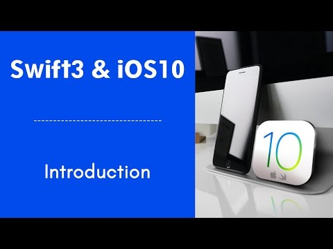 Swift3 Online Course | iOS Swift Tutorial - Project Intro
