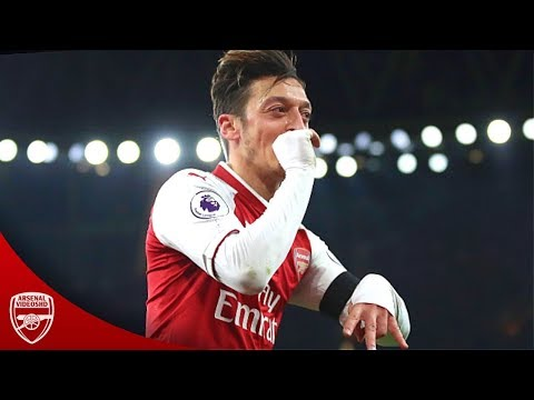 Mesut Özil - The Difference (2017/18)
