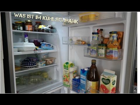 Was ist in meinem Kühlschrank?