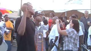Zulu Election 2011: Big Shot's Parade featuring TBC Brass Band