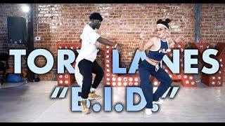 "Tory Lanez ""B.I.D"" | Choreography by Nicole Kirkland"