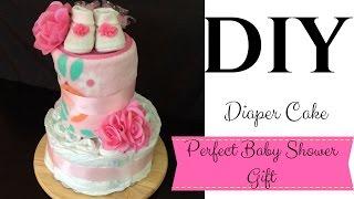 DIY Diaper Cake   2017