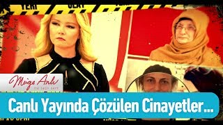 Canlı yayında çözülen cinayetler - Müge Anlı ile Tatlı Sert 21 Haziran 2019