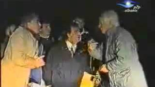 Fadil Hasa Grimca Humoristike Nga Durrsi 2 Te Vitit 1999