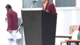 Hindi Debate Competition Held On 5 Nov 2011 Part VII