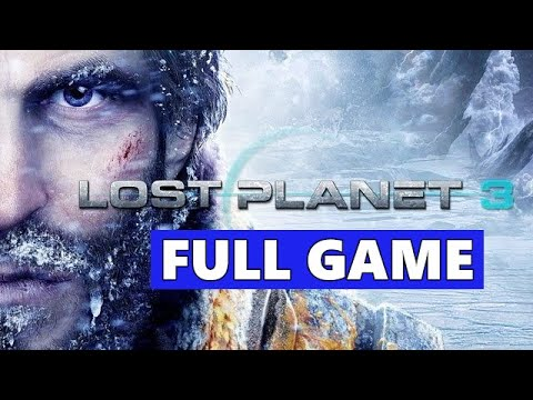 Lost Planet 3 Full Walkthrough Gameplay - No Commentary (PS3 Longplay)