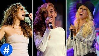9 Penyanyi Dengan Jangkauan SUARA (Oktaf) TERTINGGI Di Dunia