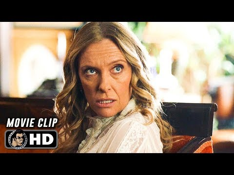 KNIVES OUT Clip - Gentle Request (2019) Toni Collette