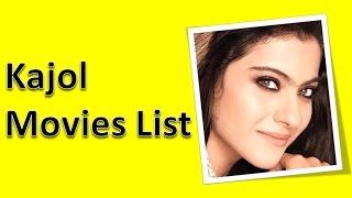 Kajol Movies List