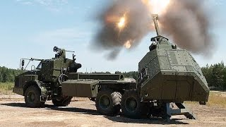 Fastest Howitzer in The World - Archer Artillery System