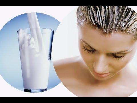 Wypadanie włosów z powodu mleka